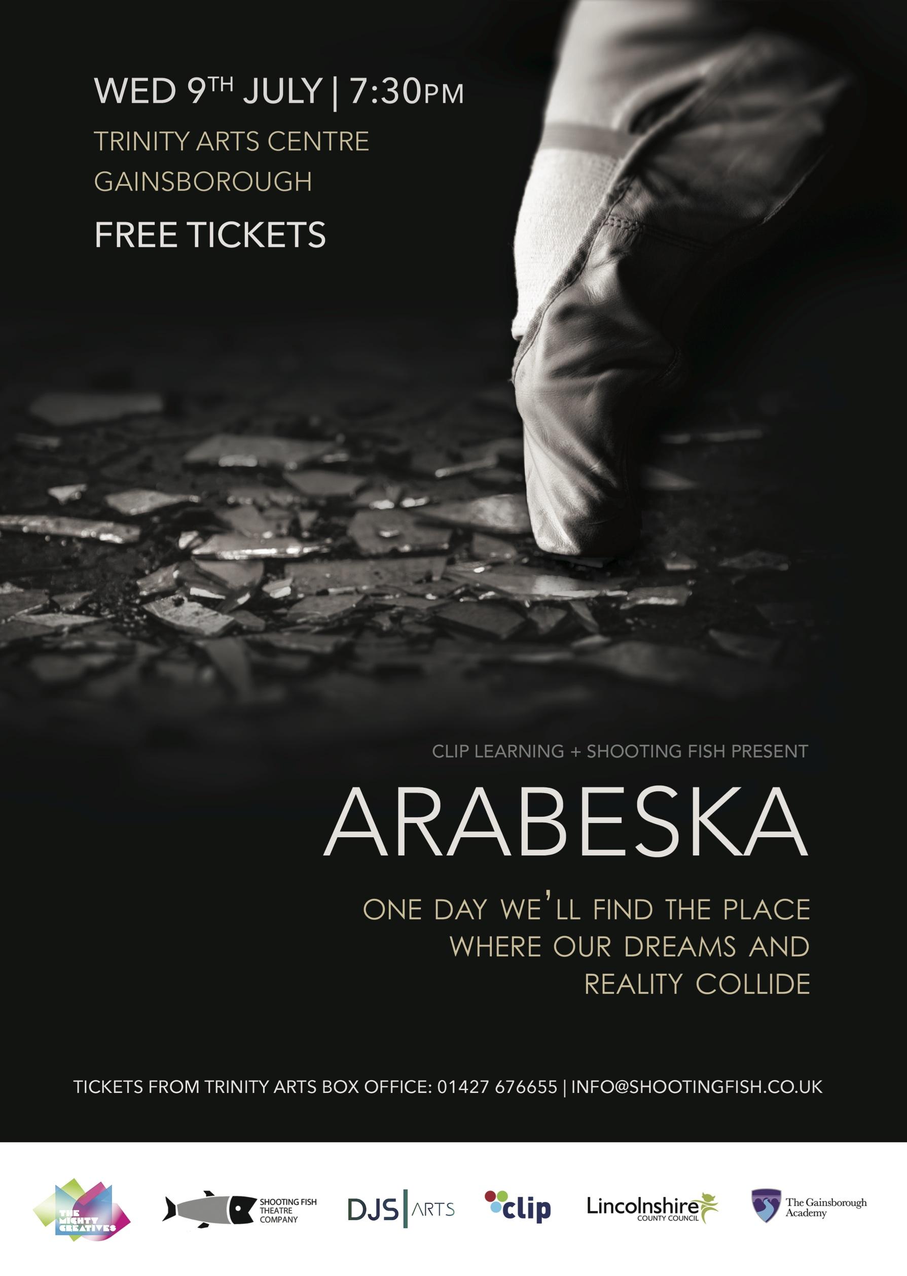 Arabeska Poster copy